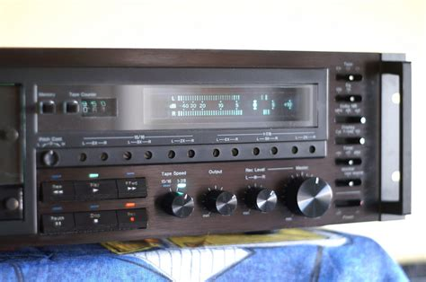 nakamichi 680zx discrete cassette deck audiophile no
