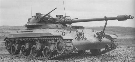 Us T92 Light Tank  Tier 8?  For The Record