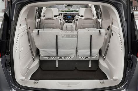 2018 Chrysler Pacifica Hybrid Cargo Area  Motor Trend