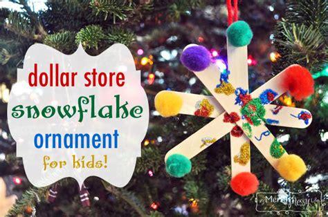 Preschool Christmas Tree Ornament Craft