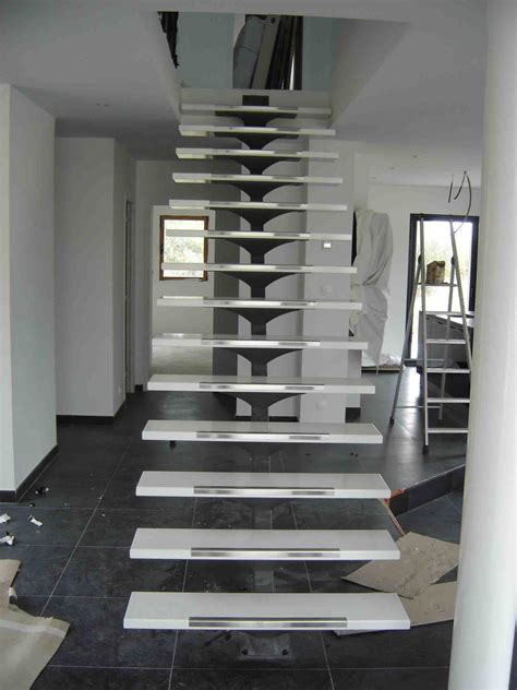 nos escaliers design escalier design 14 escalier limon fer plat escalier limon cr 232 maillere