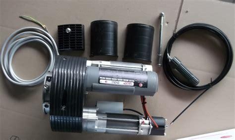 moteur central 240 mm pour rideau metallique 320 kg