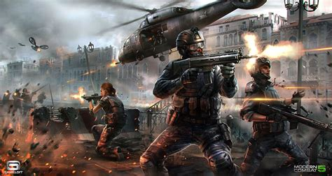 gameloft announces modern combat 5 blackout asphalt overdrive at e3 phonebunch