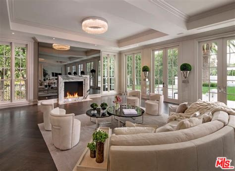 15 Luxury Living Room Designs (stunning Glass Tile Bathroom Walls Floor Pictures Subway On Black White Tiling Trends Cabinet Ideas For Small Replacement Tiles