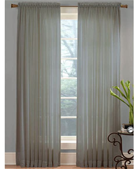 miller curtains sheer volie 59 quot x 84 quot panel