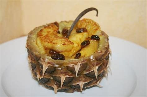 recette ananas frais caram 233 lis 233 750g
