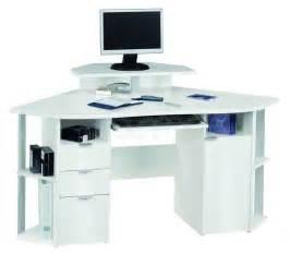 furniture white small corner computer desk ideas small
