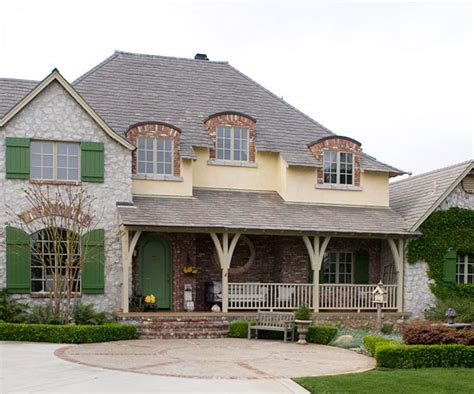Designing A French Country Home In Barrington, Il
