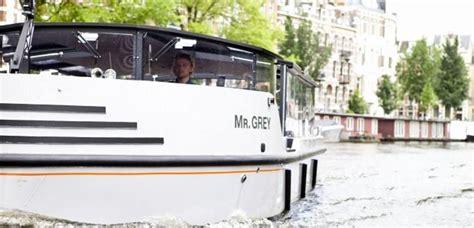 Motorjacht Huren Amsterdam by Motorboot Mr Grey Boot Huren
