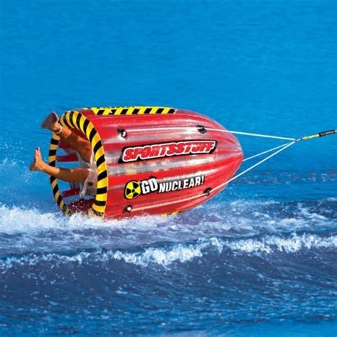 Toy Boat For Lake by Towable Tube Inflatable Water Raft Tubing Ski Boat Float