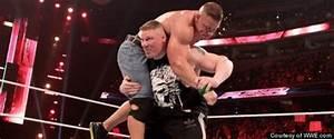 WWE Raw Recap: Brock Lesnar Fights John Cena, Three ...