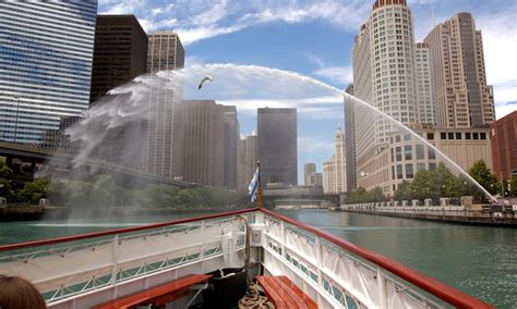 Group Boat Cruise Chicago by Chicago Line Cruises Chicago Line Cruises Groupon