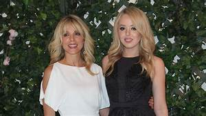 Donald Trump Ex Wife Marla Maples and Tiffany Trump Try to ...