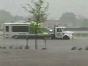 Raw: Storms Cause Severe Flooding in Texas - YouTube