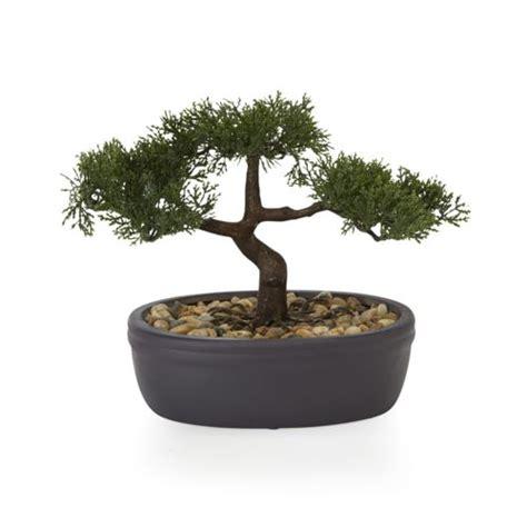 alin 233 a arthur bonsa 239 artificiel en pot h23cm vert x23 0 pas cher achat vente plantes et