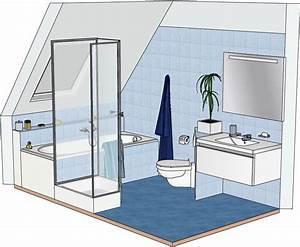 4 Qm Bad Gestalten : badezimmer 4 6 qm ~ Markanthonyermac.com Haus und Dekorationen