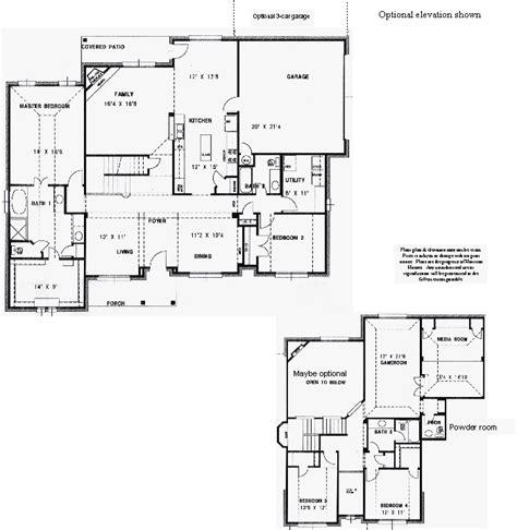 the highland plan harrison homes
