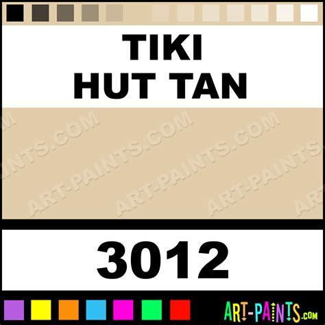 Tiki Hut Tan Mark It Color Paradise Pastel Paintmarker