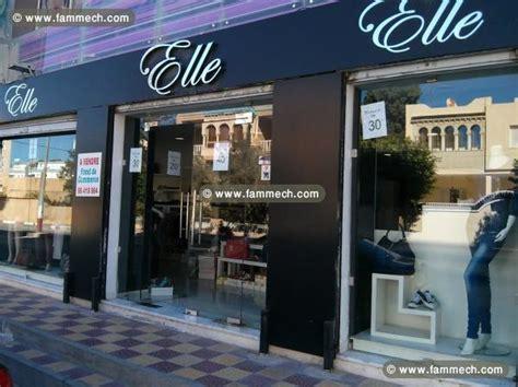 immobilier tunisie fond de commerce hammam sousse boutique pr 234 t a porter femme 5