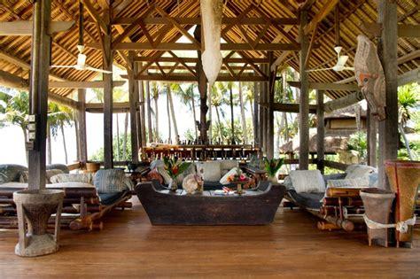 Home Interior Jakarta : Elegant Living Room Interior Design Ideas With Bamboo Sofa