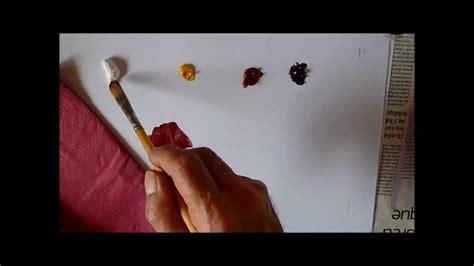 comment faire la couleur fushia