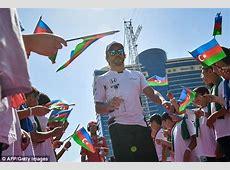 European GP F1 race results Nico Rosberg claims easy Baku