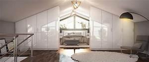 Ankleide Mit Dachschräge : schlafzimmer mit dachschr ge online konfigurieren ~ Markanthonyermac.com Haus und Dekorationen
