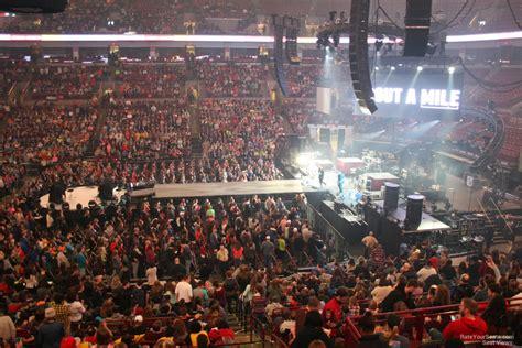 Schottenstein Center Section 222 Concert Seating