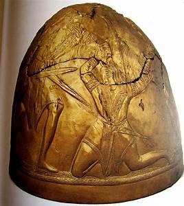 Scythian gold helmet of Perederijewa Mogila, 4thc BC ...