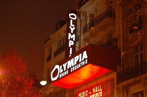 l olympia th 233 226 tre et salle de spectacle 9 232 me 75009 adresse horaire et avis