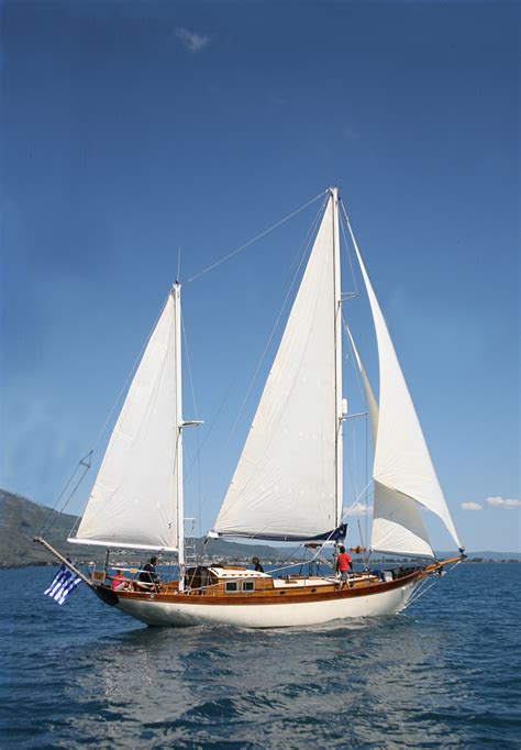 Sailing Boat A Price by Classic John Alden Sailing Yacht Eclipse Sailing
