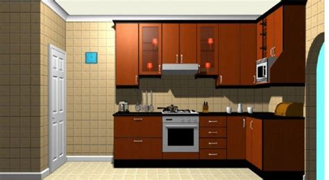 10 Free Kitchen Design Software To Create An Ideal Kitchen Kitchen Island Design Plans New Floor Plan Residential House Tiles In Dk Kitchens 3d Software Free Download