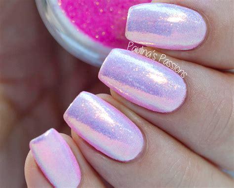 Indigo Nails Mermaid Effect Powder