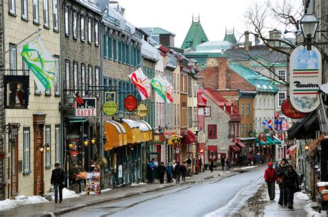 Honeymoon In Quebec City