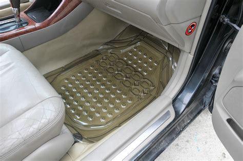 buy wholesale cheap clear pvc plastic universal vehicle auto foot carpet car floor mats 5pcs