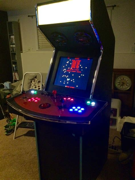 the transmogrifier a raspberry pi based arcade cabinet