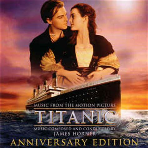 horner titanic from the motion picture anniversary edition cd album at discogs