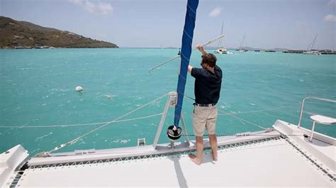 Catamaran Sailing Part 3 by Catamaran Sailing Part 3 Anchoring Yachting World