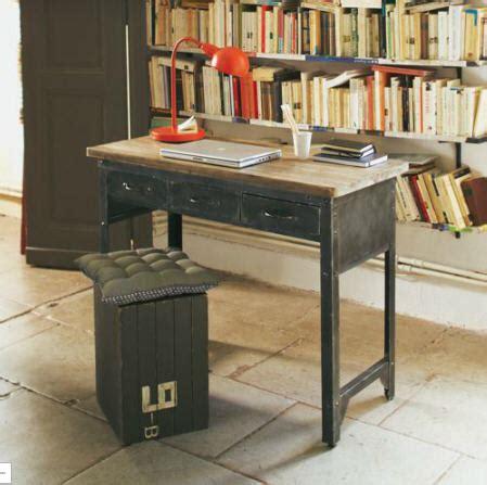 bureau alinea bureau industriel jackson prix 199 00 ventes pas cher