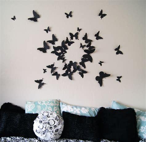 3d scanner image 3d butterfly wall