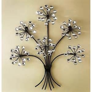 wall designs home decor wall metal wall decorating flower wall black metal wall