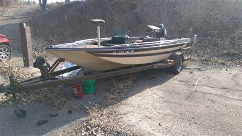 Old Bass Boat by Nice Old Bass Boat Must Sell Today Nex Tech Classifieds