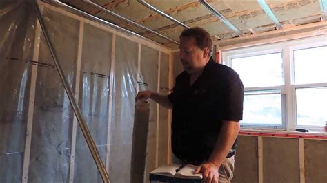 using roxul insulation resilient channels type x drywall