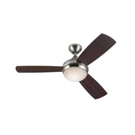 harbor 44 in harbor sauble brushed nickel ceiling fan lowe s canada