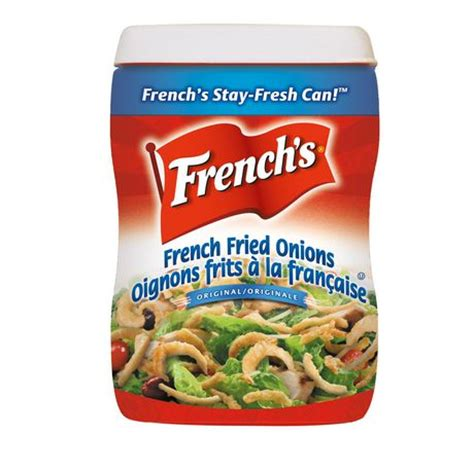 French's Original French Fried Onions  Walmart Canada