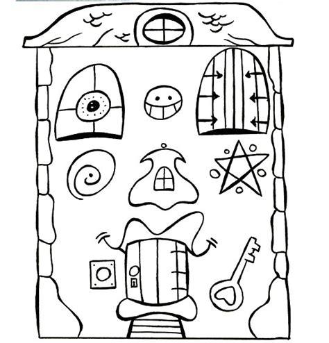 cat 233 gorie comptine je fais le tour de la maison des coloriages et des dessins pour les enfants