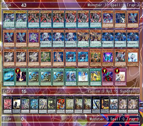 best collection deck ygopro v3 august 2015 zona kuantum