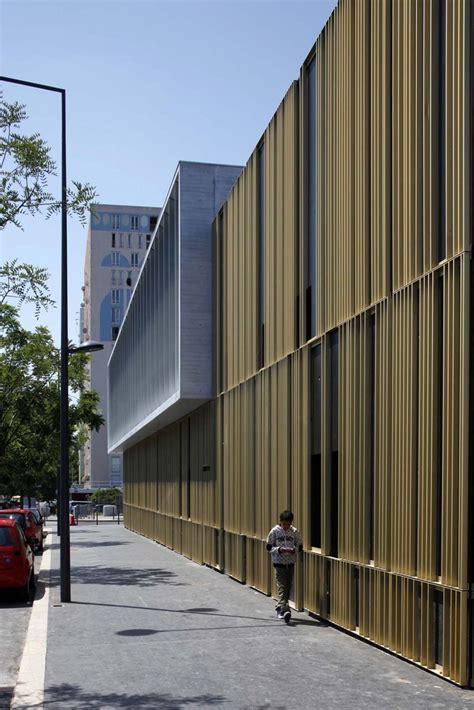 gallery of maison du temps libre 224 stains gaetan le penhuel architectes 7