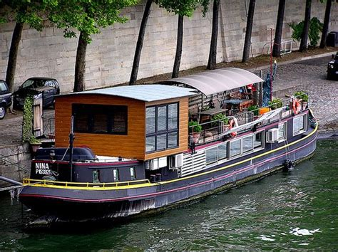 Houseboats Paris houseboat paris houseboats vessels and barges