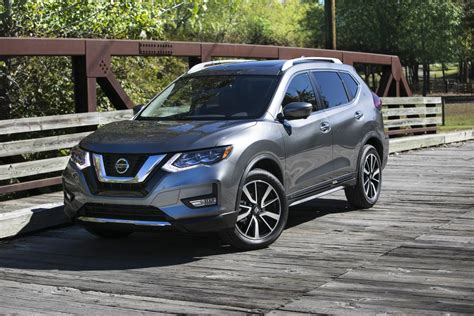 2018 Nissan Rogue What's New With Nissan's Bestseller